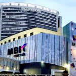 MBK Center : มาบุญครอง เซ็นเตอร์ PLAMETAL แผ่นอลูมิเนียมคอมโพสิต ประเทศญี่ปุ่น